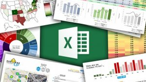 Kenmerken Microsoft Excel