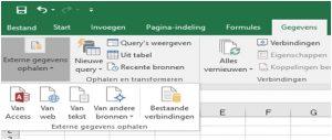 Draaitabellen in MS Access vanuit Excel