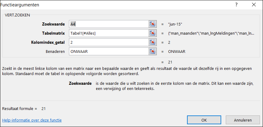 Access voor managers