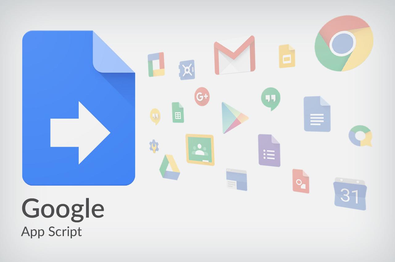 Google Apps Script Programma's
