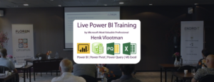 Kennismaking met Power BI & Power Query