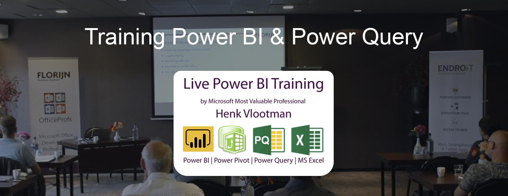 Training Power BI & Power Query