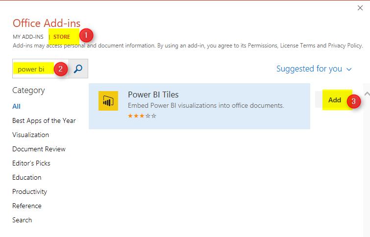 PowerPoint Tiles