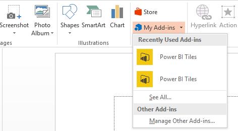 PowerPoint - Tiles